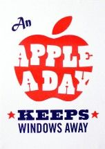 An Apple a Day Print