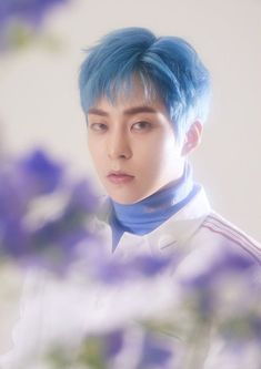 Xiumin  .Love. Cre: the owner/as logo