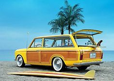 Surf Wagons
