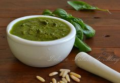 ricetta pesto al basilico | Dolce e Salato di Miky