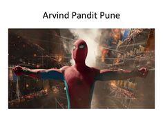 Arvind Pandit  Pune | spiderman movie game