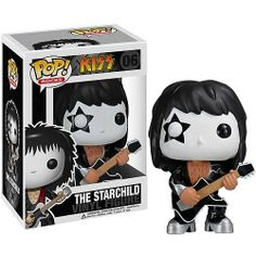 Rocks Pop! Vinyl Figure KISS - The Starchild - Funko Pop! Vinyl - Category