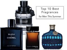 TrendHimUK: Top 10 Best Fragrances for Men This Summer