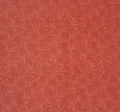 """Fabric  """"Legacy Star"""" by Quilt block of the month 2004- Peachy/Burgundy Cotton Quilting fabric-Sold by the 1/2 yard by AmourFabriQues on Etsy"""