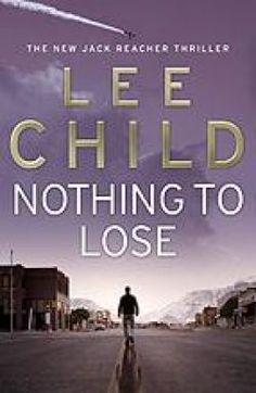 Lee Child Books - (Jack Reacher) if you like the rugged loner type hero, you'll love these books.  I've read all of them and keep looking for more.