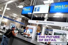 Best Buy Redesigns Stores To Focus On High-End Customer Service [Future Of Retail]
