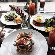 Brunch is always the best option.