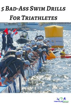 Learning correct swim drills for triathletes is essential to race fast and reduce effort level required. High mileage without good technique is a recipe for disaster.   It means either you just won't improve very much (as you will just be getting stronger at the wrong thing) OR you will get swimmer's shoulder and rotator cuff tendonitis due to loading the tendons poorly. Here are the most effective swim drills you need to succeed fast…