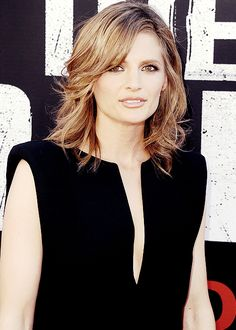 """Stana Katic at the Premiere Of Walt Disney Pictures' """"The Lone Ranger""""…"""