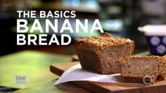 Print Banana Bread Author:The Blue Jean Chef, Meredith Laurence Serves:1 loaf  Ingredients butter and sugar, for greasing pan 3 very ripe bananas 2 eggs ½ cup + 2 tablespoons vegetable oil 1 cup sugar 1½ cups all-purpose flour ½ teaspoon baking soda ½ teaspoon salt 1 teaspoon ground cinnamon ½ cup chopped walnuts or …