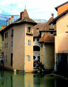 Promenade dans Annecy le Vieux