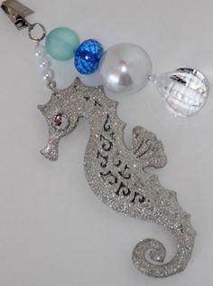 Silver Seahorse!