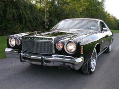 1977 Chrysler Cordoba by Hartog, via Flickr