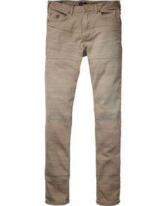 super slim fit pants  Pants   Men Clothing at Scotch & Soda