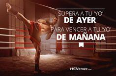 Supera a tu YO de ayer para vencer a tu YO de mañana. #fitness #motivation #motivacion #gym #musculacion #workhard #musculos #fuerza #chico #chica #chicofitness #chicafitness #sport