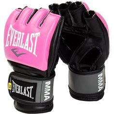 want to get these Everlast Pro Style Women's Training Grappling Gloves, Pink