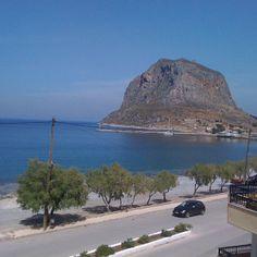 Monemvasia, Greece Monemvasia Greece, Beautiful Places, To Go, Water, Outdoor, Gripe Water, Outdoors, Outdoor Games, The Great Outdoors