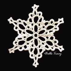 Pale Snowflake - SF # 3