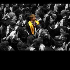 Graduation photo...must do this!!