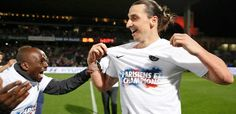 PSG champions after 19-year drought #soccer #sports #PSG