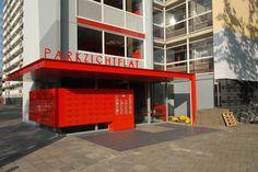 Afbeeldingsresultaat voor architectuur entreehallen flats