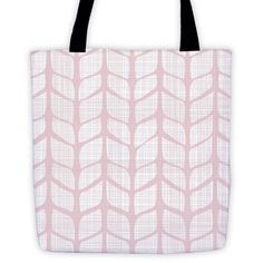 A practical nifty tote bag to hold your latest creation featuring a gorgeous stockinette knitting design. Be the envy of your knit club with this project bag! 1