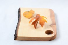 Rustic Cheese Board Natural Edge Salvaged Wood by RedOnionWoodworks