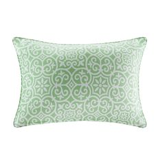 Callery Fretwork 3M Scotchgard Outdoor Lumbar Pillow