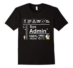 Mens sys admin pc kit T-shirt computer programmer penguin... https://www.amazon.com/dp/B077D12Z34/ref=cm_sw_r_pi_dp_x_OlDcAbH2DGSVM