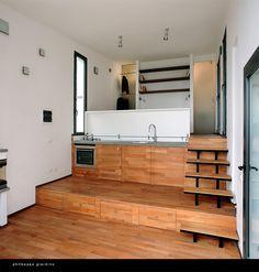 04 - Cozinha que economiza espaço