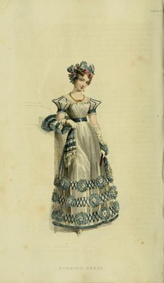 bumble button: What would Jane Austen wear? Free Clip Art of Early 1800's Ackermann Prints