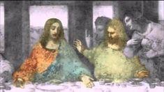 """Este es el mensaje oculto que da Vinci dejó en """"La última cena"""""""
