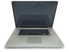 MacBook Pro Unibody 17 inch M2009 voor 799,- Deze MacBook Pro is in zeer goede staat, enkele kleine krasjes bodemplaat, technisch in top conditie, goede voetjes, 6 maanden garantie, nagenoeg nieuwe accu! #ikfix @ikfix