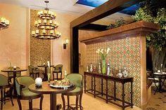 Restaurant at the Secrets Maroma Beach Riviera Cancun (All Inclusive), Playa del Carmen, Mexico