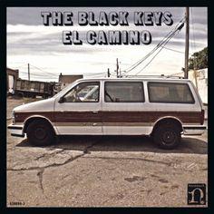 55th GRAMMY Award nominee - Album Of The Year  El Camino - The Black Keys
