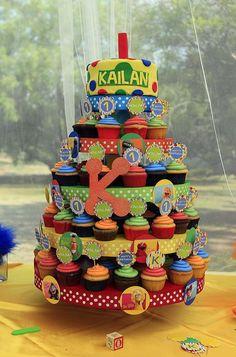 Sesame Street Birthday Party Ideas | Photo 11 of 196 | Catch My Party