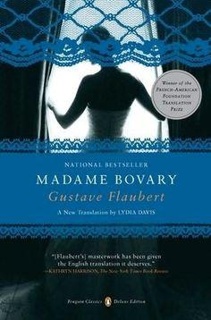 Gustave Flaubert / Madame Bovary