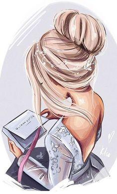 Иллюстрации, Иллюстрации С Девушками, Портреты Девушек, Мыльтфильм Для Девочки, Татуированные Принцессы Диснея, Милые Рисунки, Свадебная Иллюстрация, Рисование Лиц