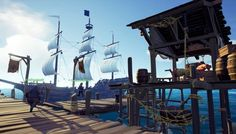 Inn-side Story #10: Co-Op Gameplay - Sea of Thieves News