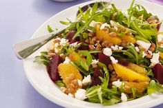 Orange & Beetroot salad, You only need 6 ingredients to make a dish great - here's the proof!