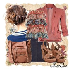 Still that Girl, created by free2bmeforever on Polyvore