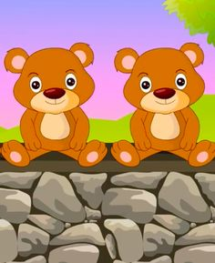 Five Brown Teddies! Do you love #TeddyBears? Then this #video is for you!