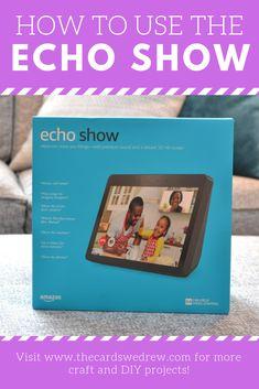Echo show uses. Amazon Echo Tips, Amazon Shows, Amazon Buy, Amazon Alexa Commands, Amazon Alexa Skills, Iphone Information, What Is Amazon, Alexa Echo, Voice Acting