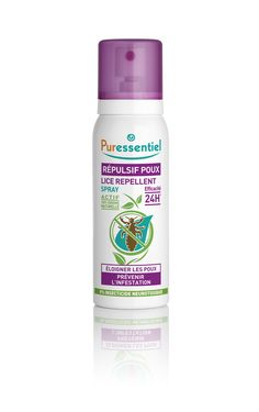 Spray Répulsif Anti-Poux Puressentiel