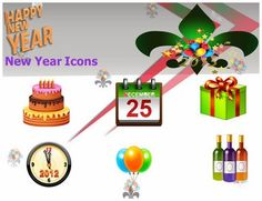 Happy New Year 2015 PowerPoint Template - happy New Year 2015 PowerPoint backgrounds Christmas Powerpoint Template, Ppt Template, Templates, Happy New Year 2015, Create Yourself, Stencils, Vorlage, Models