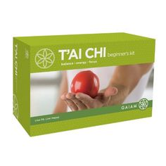 Gaiam Tai Chi Beginner Kit, 2015 Amazon Top Rated Starter Sets #Sports