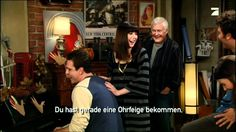 How I met your mother Klapsgiving song German lyriks