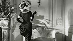 Christian Dior, photo by Willy Maywald