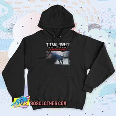Clothes is proud to present Title Fight Kingston Cat Vintage Hoodie for you to wear everyday and wear with Vintage t shirt or tanktop. The post Title Fight Kingston Cat Vintage Hoodie appeared first on Clothes. Cheap Hoodies, Cool Hoodies, Rapper Outfits, Baja Hoodie, Hip Hop Outfits, 90s Outfit, Tour T Shirts, 90s Fashion, Streetwear Fashion