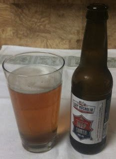 Deep South Pale Ale from Lazy Magnolia Brewing Company